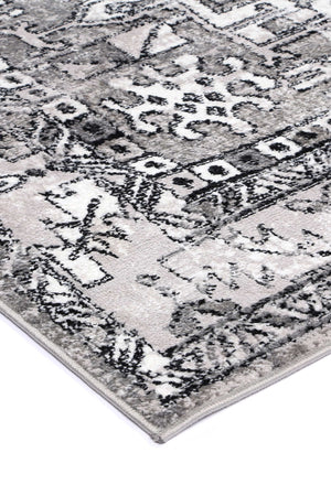 Anatolia Traditional Grey Rug