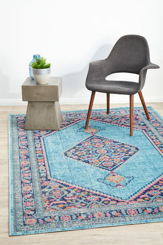 Eternal 910 Blue Rug