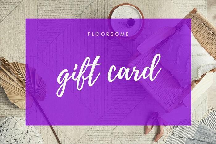Floorsome Gift Cards (Voucher)