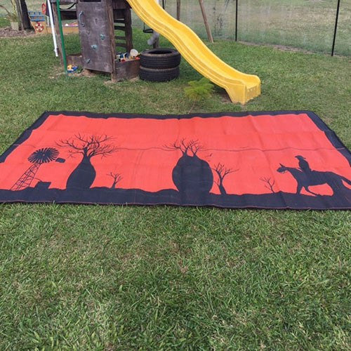 Recycled Outdoor Mat Boab Tree Australia Design Recycled