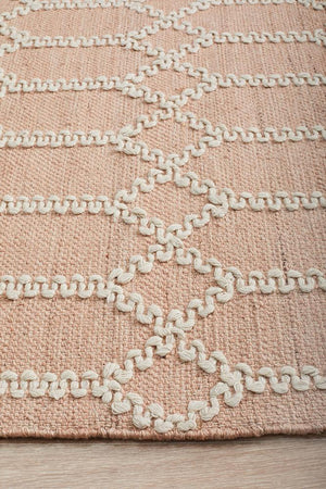Hudson 805 Nude Recycled Rug