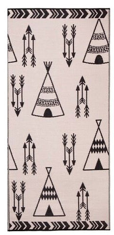 Little Portico's Teepee Kids Mat