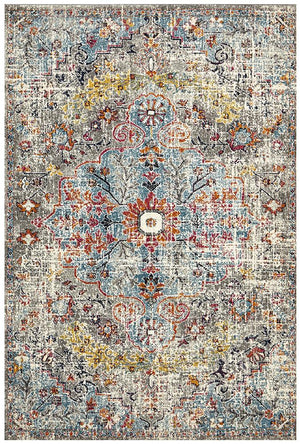 Museum 863 Multi Coloured Rug