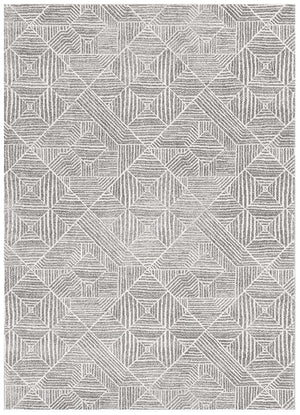 Oasis 457 Contemporary Silver Rug