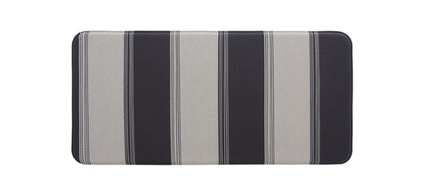 Kitchen Mat - Stripe Deep Cavern