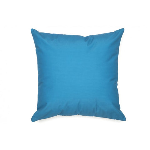 Algiers Blue Outdoor Cushion - Floorsome