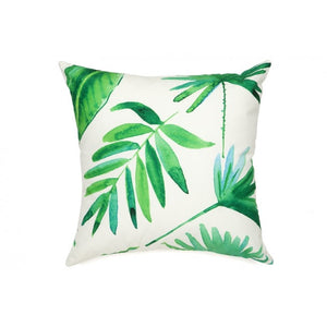 Botanica Green Outdoor Cushion - Floorsome