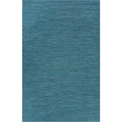 Indoor Recycled Cotton Rug - Cancun Aqua