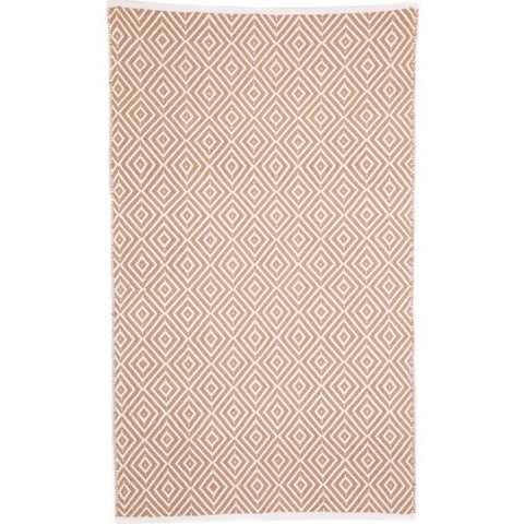 Indoor Recycled Cotton Rug - Kimberley Beige