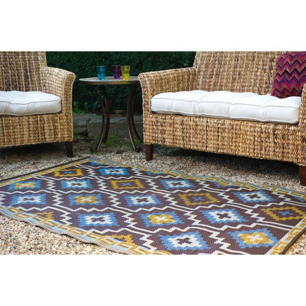 Outdoor Rug Recycled Plastic