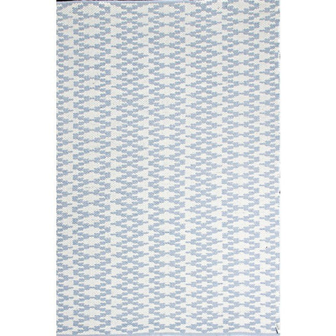 Indoor Recycled Cotton Rug - Marga Eventide & Natural