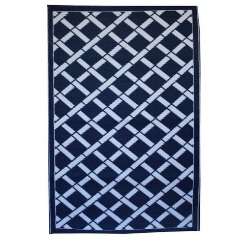 Recycled Plastic Outdoor Rug - Toledo
