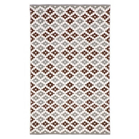 Indoor Recycled Cotton Rug - Megh Beige