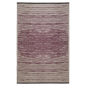 Outdoor Rug Recycled Plastic - Brooklyn Red