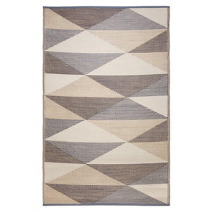 Outdoor Rug Recycled Plastic - Monaco Champagne Beige