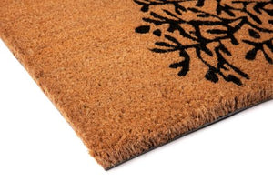 Tree Of Life PVC Backed Door Mat