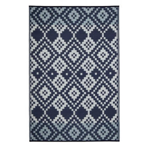Outdoor Rug Recycled Plastic - Gamlastan