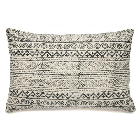 Orion Black and White Indoor Cushion