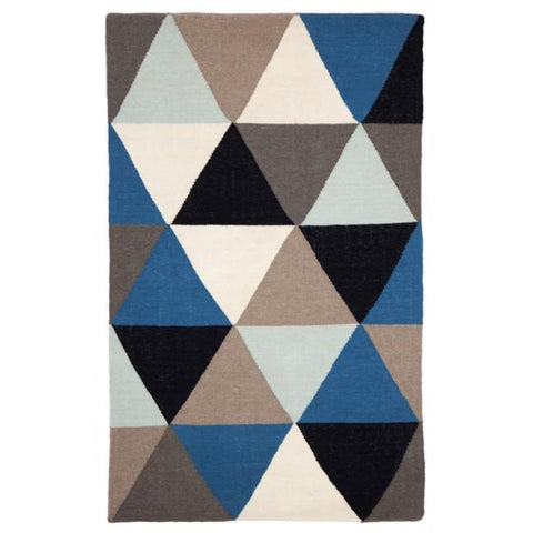 Indoor Outdoor Recycled Plastic PET Polypropylene Rug Versailles