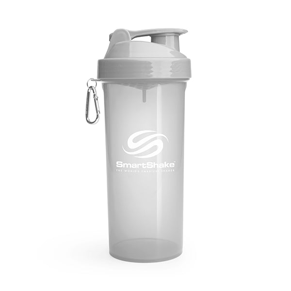 SmartShake Lite 1000ml/33oz Kiruna Gray