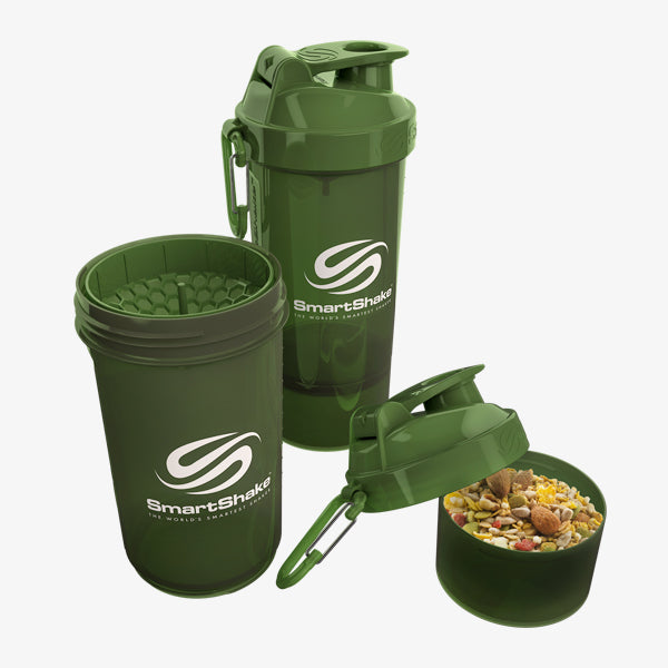 SmartShake Original2Go ONE Army Green