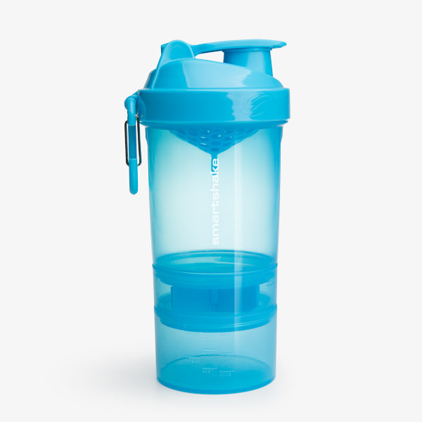SmartShake Original2Go 600ml/20oz Blue
