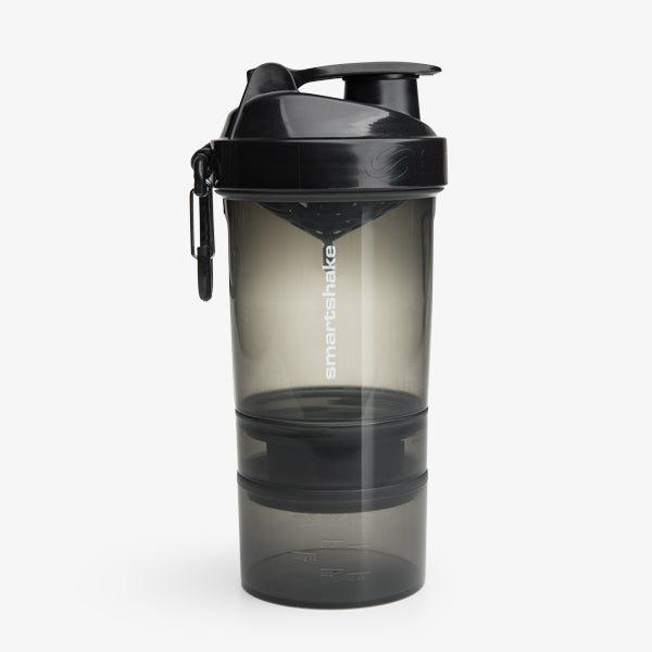 SmartShake Original2Go 600ml/20oz Black