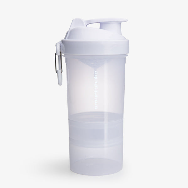 SmartShake Original2Go 600ml/20oz White