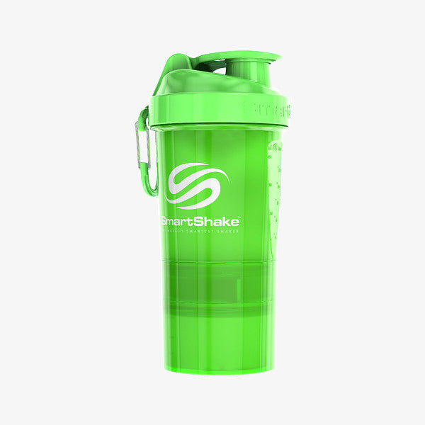 SmartShake Original2Go 600ml/20oz Neon Green