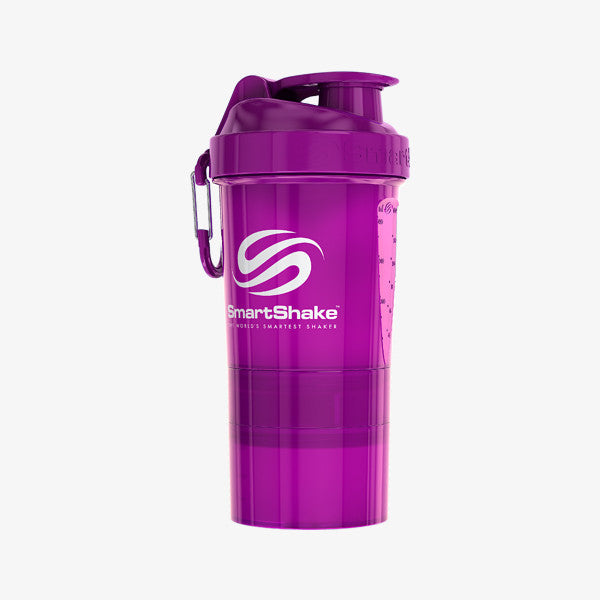 SmartShake Original2Go 600ml/20oz Neon Purple