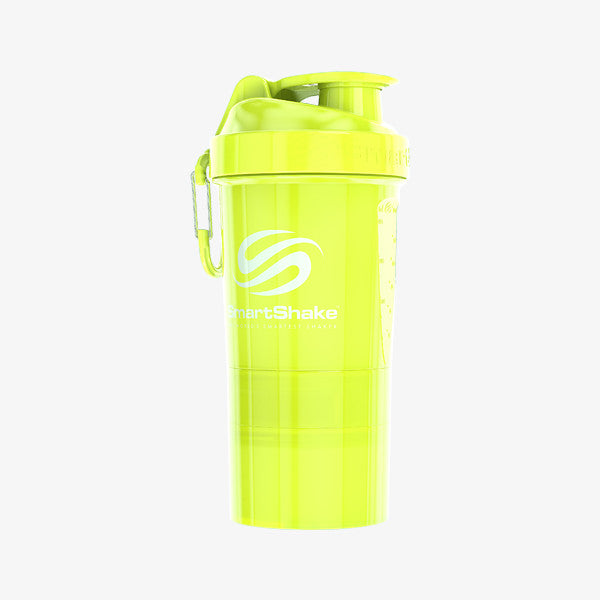 SmartShake Original2Go 600ml/20oz Neon Yellow