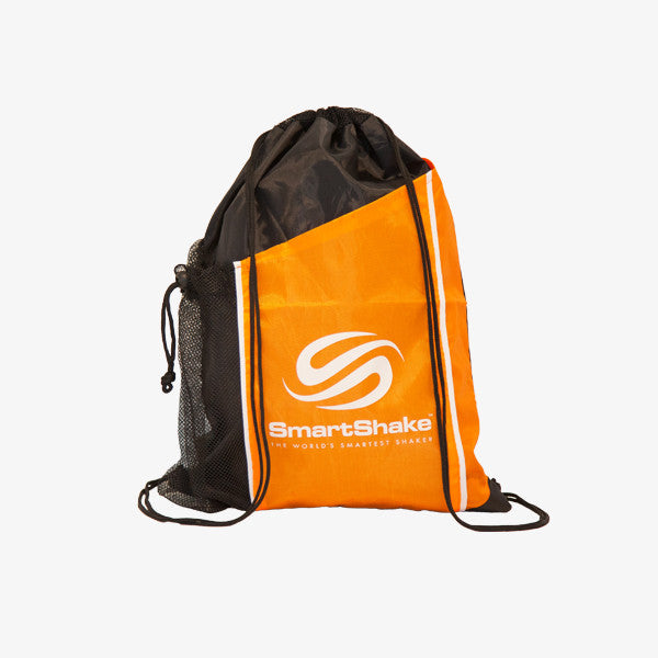 SmartShake String Bag Neon Orange