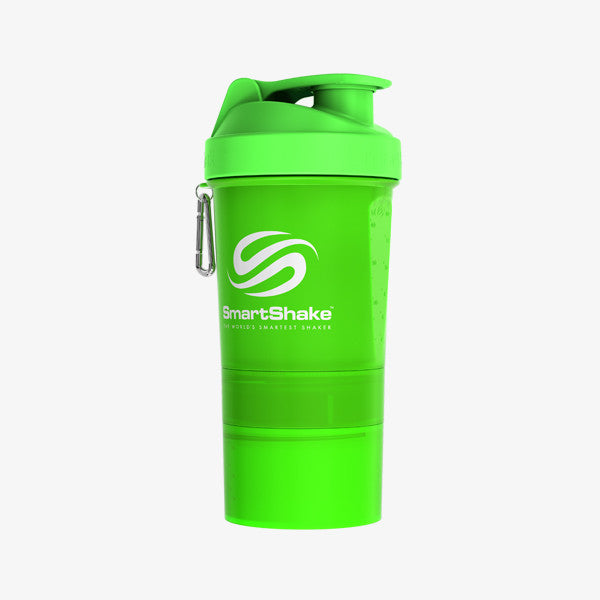 SmartShake Original 600ml/20oz Neon Green