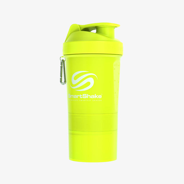 SmartShake Original 600ml/20oz Neon Yellow