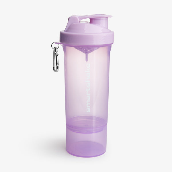SmartShake Slim 500ml/17oz Pale Lilac
