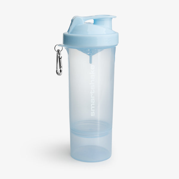 SmartShake Slim 500ml/17oz Ice Blue