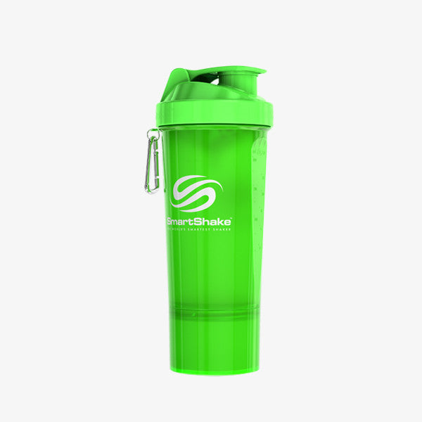 SmartShake Slim 500ml/17oz Neon Green