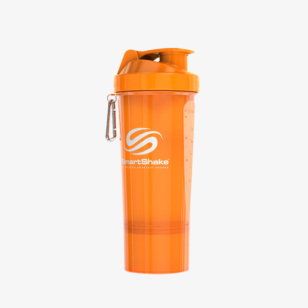 SmartShake Slim 500ml/17oz Neon Orange
