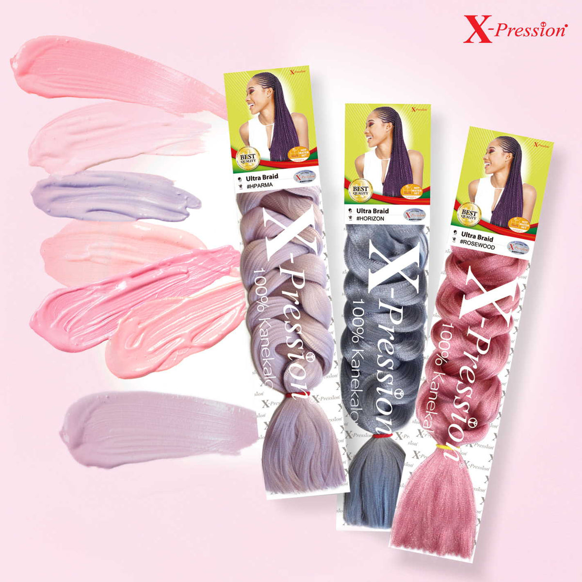 X-Pression Ultra Braid
