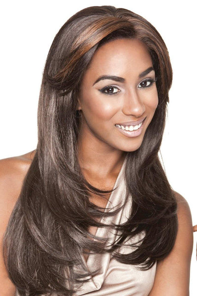 Mane Concept Brown Sugar Bs603 Lace Front Wig