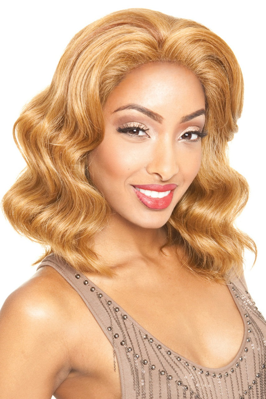 Mane Concept Brown Sugar Bs607 Lace Front Wig