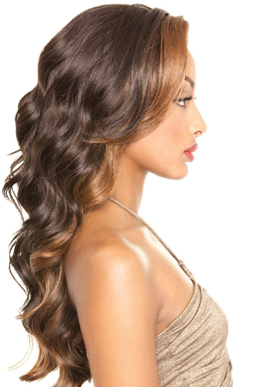 Mane Concept Brown Sugar BS608 Lace Front Wig