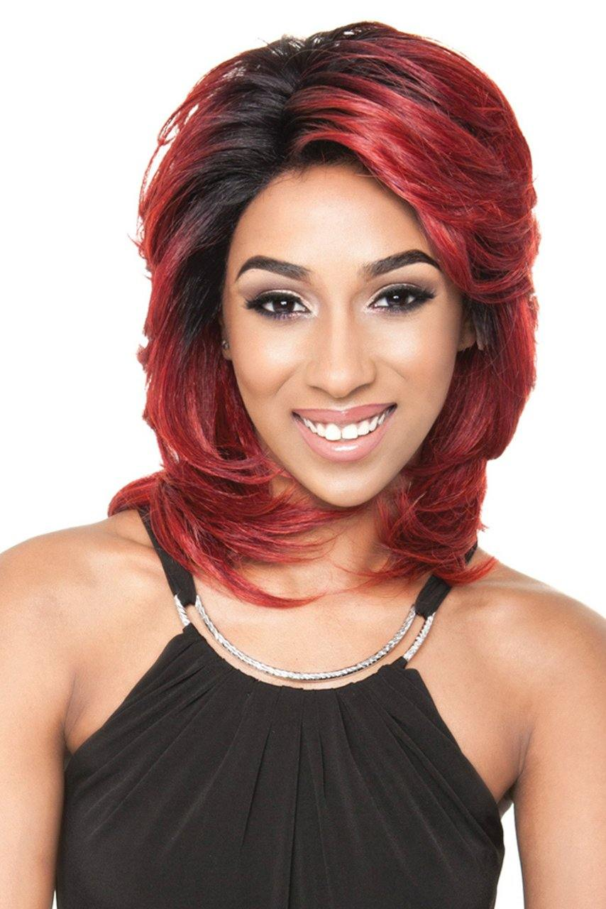 Mane Concept Brown Sugar Bs611 Lace Front Wig