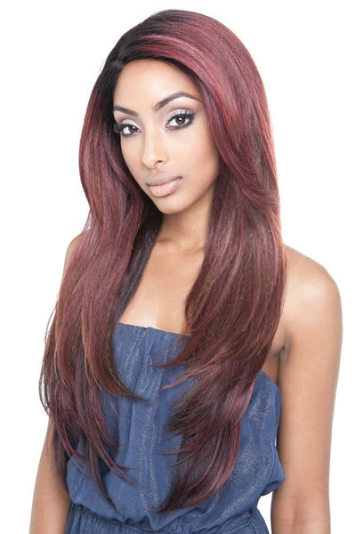 stylediva-dev - Mane Concept Red Carpet RCP802 Bluestar Lace Front Wig - Mane Concept Red Carpet - WIGS