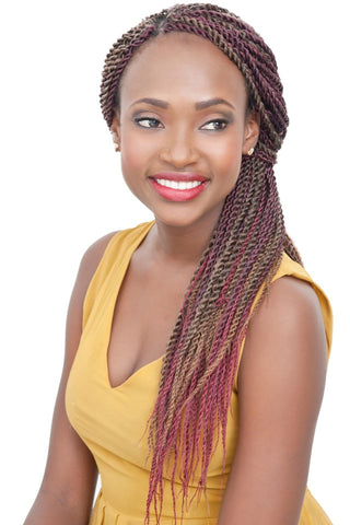 Ebony Yaki Braid