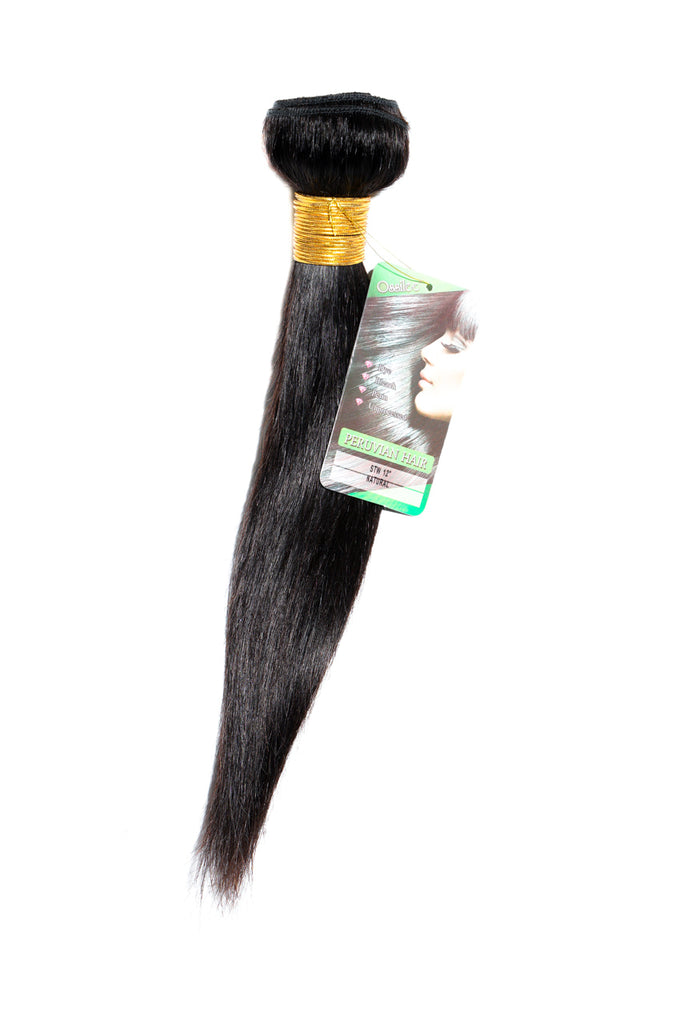 Ossilee Peruvian 9A Straight Bundle