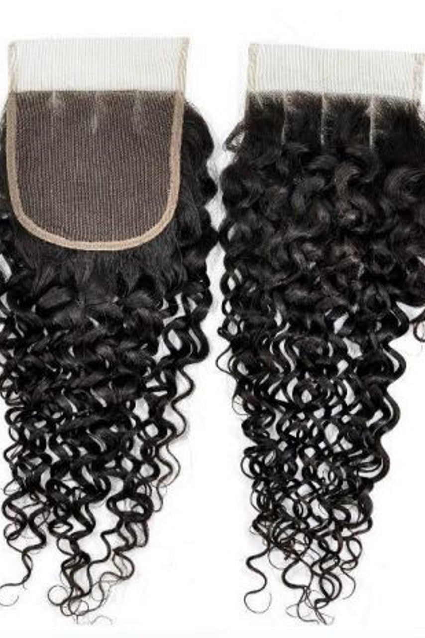 stylediva-dev - Bliss Mongolian Curl Closure - Bliss - EXT & ADDONS