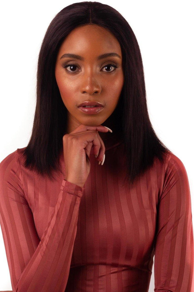 "Bliss Amber Bob 12"" Lace Front Wig"