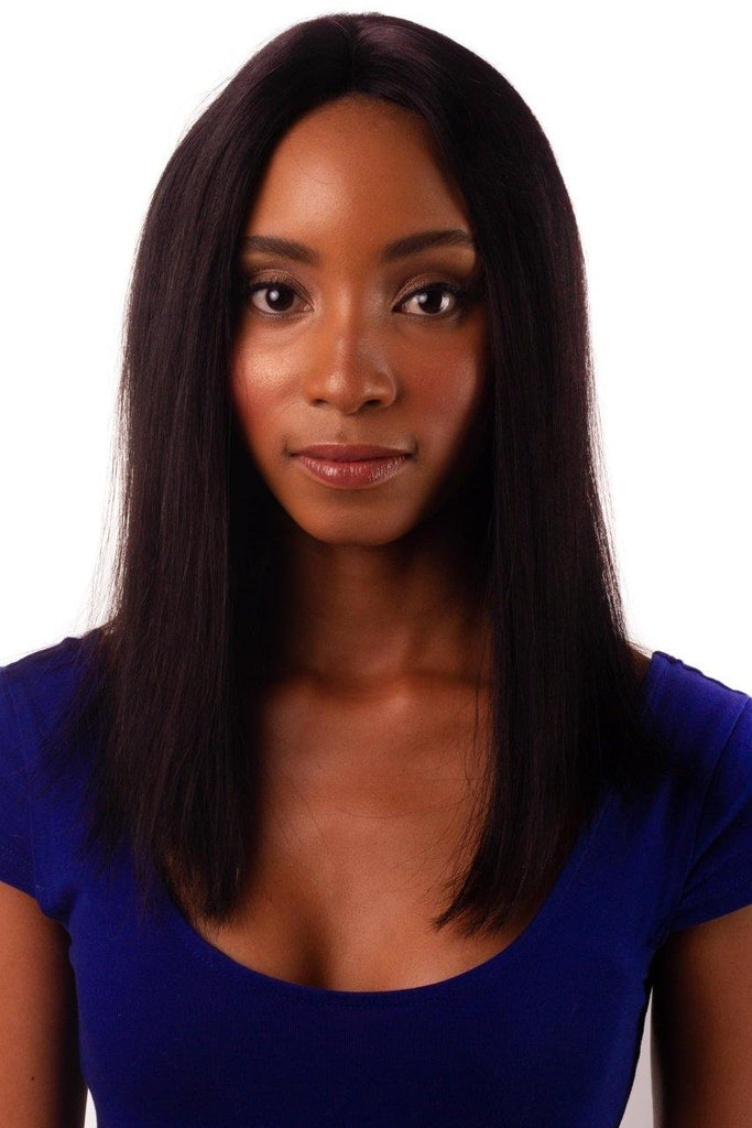 Spice Girls Brazilian Mid Part 102 Lace Front Wig