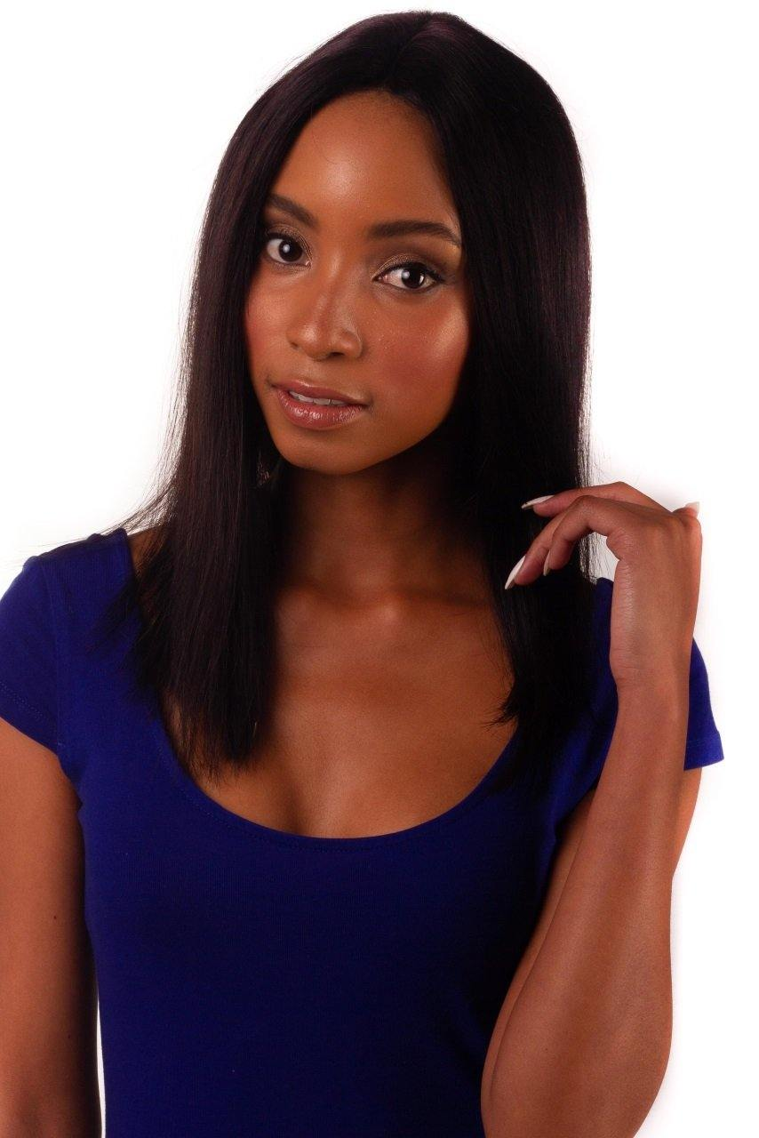 Brazilian Mid Part 102 Lace Front Wig